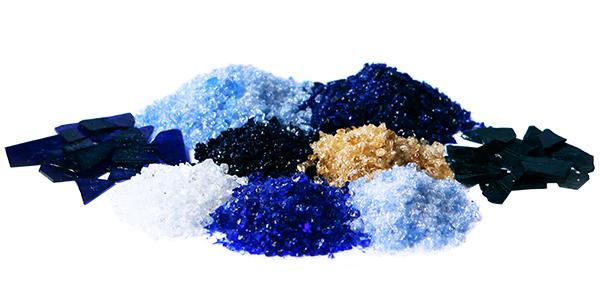 自主研发高性能瓷釉