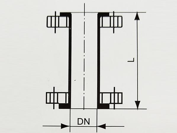不锈钢搪玻璃直管
